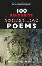 100 Favourite Scottish Love Poems (100 Favourite Poems)-ExLibrary