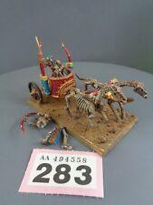Warhammer edad de Sigmar tumba de Reyes Carro 283