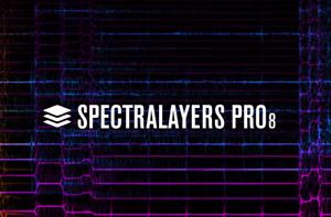 Steinberg SpectraLayers Pro 8 Genuine License / New/Unregistered / UK Seller