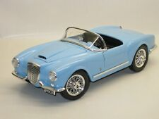 BURAGO 3010 1/18 - LANCIA AURELIA B24 SPIDER  1955 - EXCELLENT BOXED CONDITION