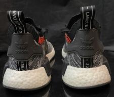 Adidas Nmd boost Sz 8 Oreo Glitch rare Ultra Mesh multi woven lot og