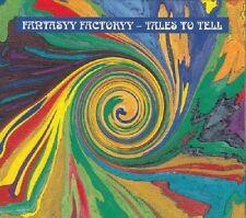fantasyy factoryy - tales to tell  + 3 bonus ( D 1997 ) digipak -release