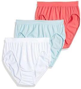 Bali Women's Comfort Revolution Hi-Cut, Spearmint/White/Pinky Peach, Size 11.0