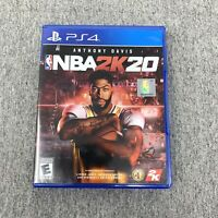 NBA 2K20 For Sony PlayStation 4, PS4 Complete - Brand New!