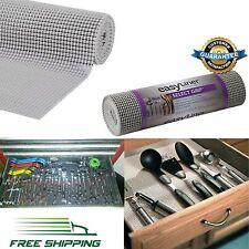 Shelf Tool Box Liner Drawer Mat Grey Non Adhesive Multipurpose Lining Foam Roll