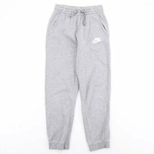 NIKE  Grey Classic 00s Jogger Boys XL