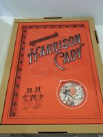 Rare- MADNESS IN CROWDS The Teeming Mind of Harrison Cady Deluxe Edition -Signed