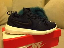 84acbeaa0 Style: Running Shoes. New in Box NIKE ROSHE TWO SZ 8 MIDNIGHT NAVY BLACK  SAIL VOLT 844656 400 Men's