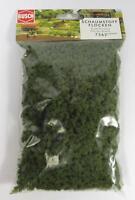 BNIB BUSCH 7362 MID GREEN MICRO FLOCK TURF CLUMP SCATTER MODEL SCENERY OO N