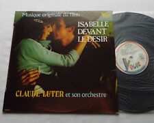 OST - B.O.F. Claude LUTER Isabelle devant le desir FRENCH LP VOGUE SLD.922(1975)
