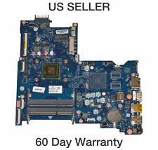 Hp 15-Ba Laptop Motherboard Ts w/ Amd A8-7410 2.2Ghz Cpu 854962-601
