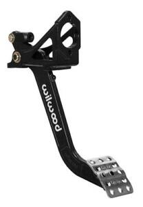 Wilwood Reverse Swing Pedal Assembly Brake/Clutch With Single Master Cylinder