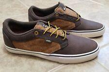 Vans Type 2 Brown/Antique Men's Classic Skate Shoes Size 10.5