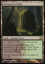 Foil - TOMBA INFESTATA DA ERBACCE - OVERGROWN TOMB Magic RTR Foil