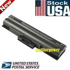 Battery_M For Sony Vaio VGP-BPL13 VGP-BPS13AS,VGP-BPS13B/S PCG-81214L PCG-81114L