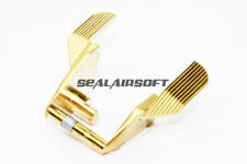 AW HX Aluminium Airsoft Toy Thumb Safety For Marui WE Hi-Capa 5.1 GBB Gold 0025