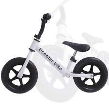 Bicicleta De Balance De Metal Niños Chicos Chicas Primera Bicicleta de aprendizaje de Entrenamiento Niños Regalo