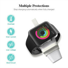 USB Wireless Charger Charging Stand Holder Dock for Apple Watch Series 4 40/44mm
