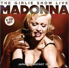 Madonna - The Girlie Show Live (2cd) NEW 2 x CD