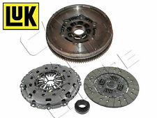 FOR FORD TRANSIT 2.4 TDCI LUK DUAL MASS FLYWHEEL CLUTCH KIT PHFA 5 SPEED 100 06-