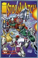 Stormwatch #3 (Jul 1993, Image [Wildstorm]) {1st Brief Appearance Backlash} Lee