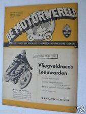 DMW 1947-28,GP BELGIE,BELL,LORENZETTI,BILLS,DANIELL,LO SIMONS,TT FLITSEN,WOOD,WE