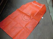 GENUINE TOYOTA DISPOSABLE INDUSTRIAL GRADE POLY SEATCOVERS PKT 10 CRUISER HILUX