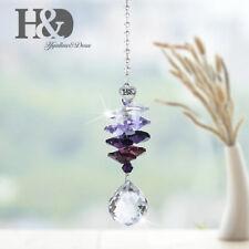 20mm Rainbow Maker Crystals Ball Prisms Beads Decor Suncatcher Hanging Pendant