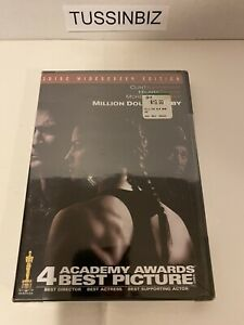 Million Dollar Baby (DVD, 2005, Widescreen) - New Sealed Hilary Swank