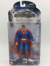 SUPERMAN FIGURINE HISTORY OF DC UNIVERSE SERIES 3 DC DIRECT