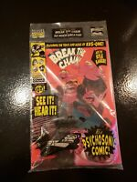 BREAK THE CHAIN #1 EXTREMELY RARE MARVEL MUSIC SEALED COMIC WITH CASSETTE!!