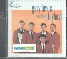 GARY LEWIS & THE PLAYBOYS - LEGENDARY MASTERS SERIES NEW CD