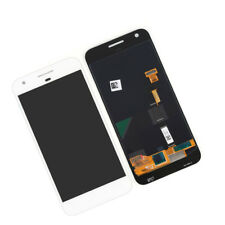 """White 5"""" For HTC Google Pixel Nexus S1 Touch Digitizer+LCD Display Assembly QC"""