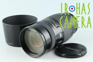 Minolta AF Apo Tele Zoom 100-400mm F/4.5-6.7 Lens for Minolta AF #31207 H21