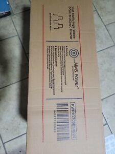 7000 Watt 24Vdc Industrial Inverter to 240Vac