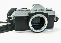 Minolta XG7 Body Only 35mm Film Camera Untested