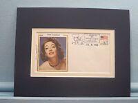 Academy Award Winning Actress Joan Crawford & her own Commemorative Envelope