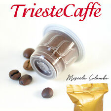 100 capsule cialde miscela di caffè amabile compatibili Nespresso capsula gusto