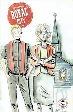 Royal City #4 Standard Cover