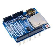 Grabadora de registro uno Data Logger Módulo Shield Arduino lector de tarjeta SD de DS1307