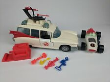 Vintage GHOSTBUSTERS Ecto 1 Ambulance Car, Racing Car, Trap, Kenner Incomplete
