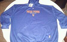 New York Mets Therma Base Men's 5XL Hoodie Sweatshirt Pullover