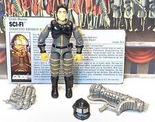 Vintage GI Joe 1991 Sci-Fi V.2 Excellent Condition Near Complete
