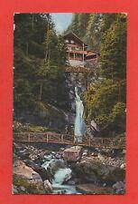 Suisse - Lenk - Walbachschluceht    (K1411)