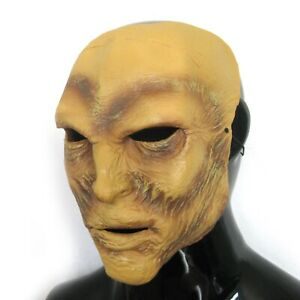 Scary Old Man Mummy Funny Adult Latex Halloween Face Mask