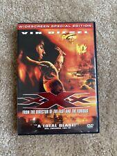 Xxx Special Edition Dvd -Vin Diesel - Action