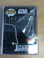 Funko POP! Star Wars Darth Vader Futura Special Edition BNIB
