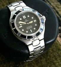 Omega quartz Seamaster 200 (Pre-Bond) just serviced, dive watch