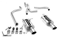 1996-2005 Chevy Cavalier Stainless Cat-Back System Performance Dual Exhaust