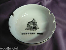 Vintage THE MANSION INN ASHTRAY HOTEL BED AND BREAKFAST